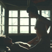 Julia Koschitz nude scene