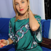 Julia Kovalchuk upskirt