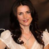Julia Ormond cleavage