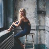 Julianne Hough leggings