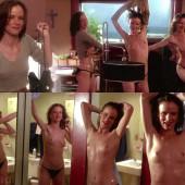 Juliette Lewis nude scene