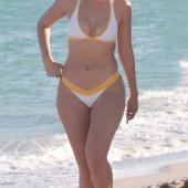 Julz Goddard bikini