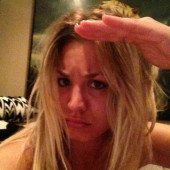Kaley Cuoco leaked