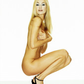 Karen Mulder nackt