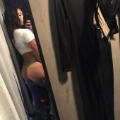Karlee Perez ass