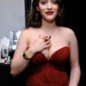 Kat Dennings cleavage