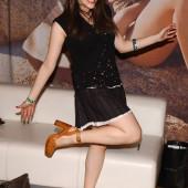 Kat Dennings feet