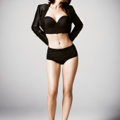 Kate Mara underwear