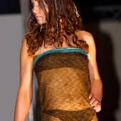 Kate Middleton fashion show