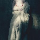Kate Moss oben ohne