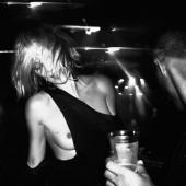 Kate Moss tit slip
