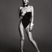 Kate Moss topless pic