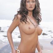 Kathrin Latus nackt im playboy