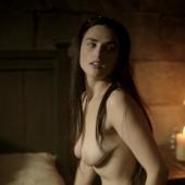 Katie McGrath nude scene