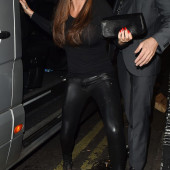Katie Price leather