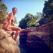 Katrin Hess bikini