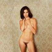 Katrin Hess ganz nackt