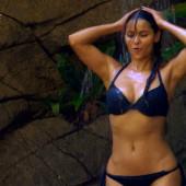 Kattia Vides bikini