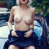 Kayslee Collins topless