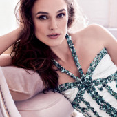 Keira Knightley uncensored