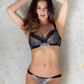Kelly Hall lingerie