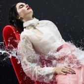 Kendall Jenner wet tshirt