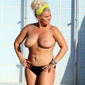 Kerry Katona uncensored