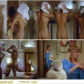 Kim Cattrall naked scene