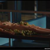 Kim Cattrall nude scene