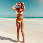 Kim Gloss bikini