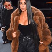 Kim Kardashian oops