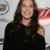Kim Smith smiling