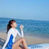 Kim So-hyun leggy