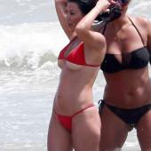 Kourtney Kardashian oops