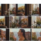 Kristin Davis nude scene