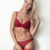 Kristina Boyko lingerie