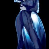 Kylie Jenner no underwear