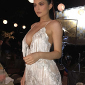 Kylie Jenner sideboob