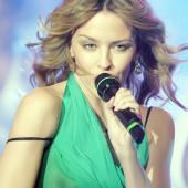 Kylie Minogue see through