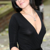 Kym Marsh braless