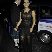Kym Marsh see through