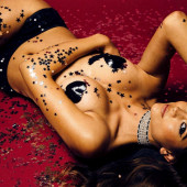Kyra Santoro topless