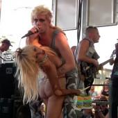 Lady Gaga oops