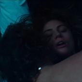 Lady Gaga sex scene