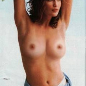 Laetitia Casta naked