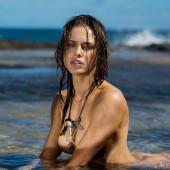 Lana Zakocela topless