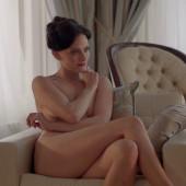 Lara Pulver naked scene sherlock