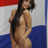 Larissa Riquelme playboy
