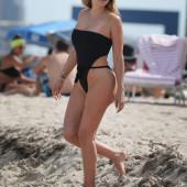 Larsa Pippen body