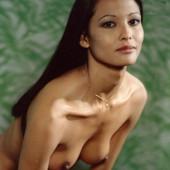 Laura Gemser topless